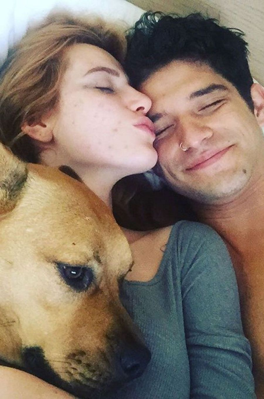 Bella Thorne et Tyler Posey