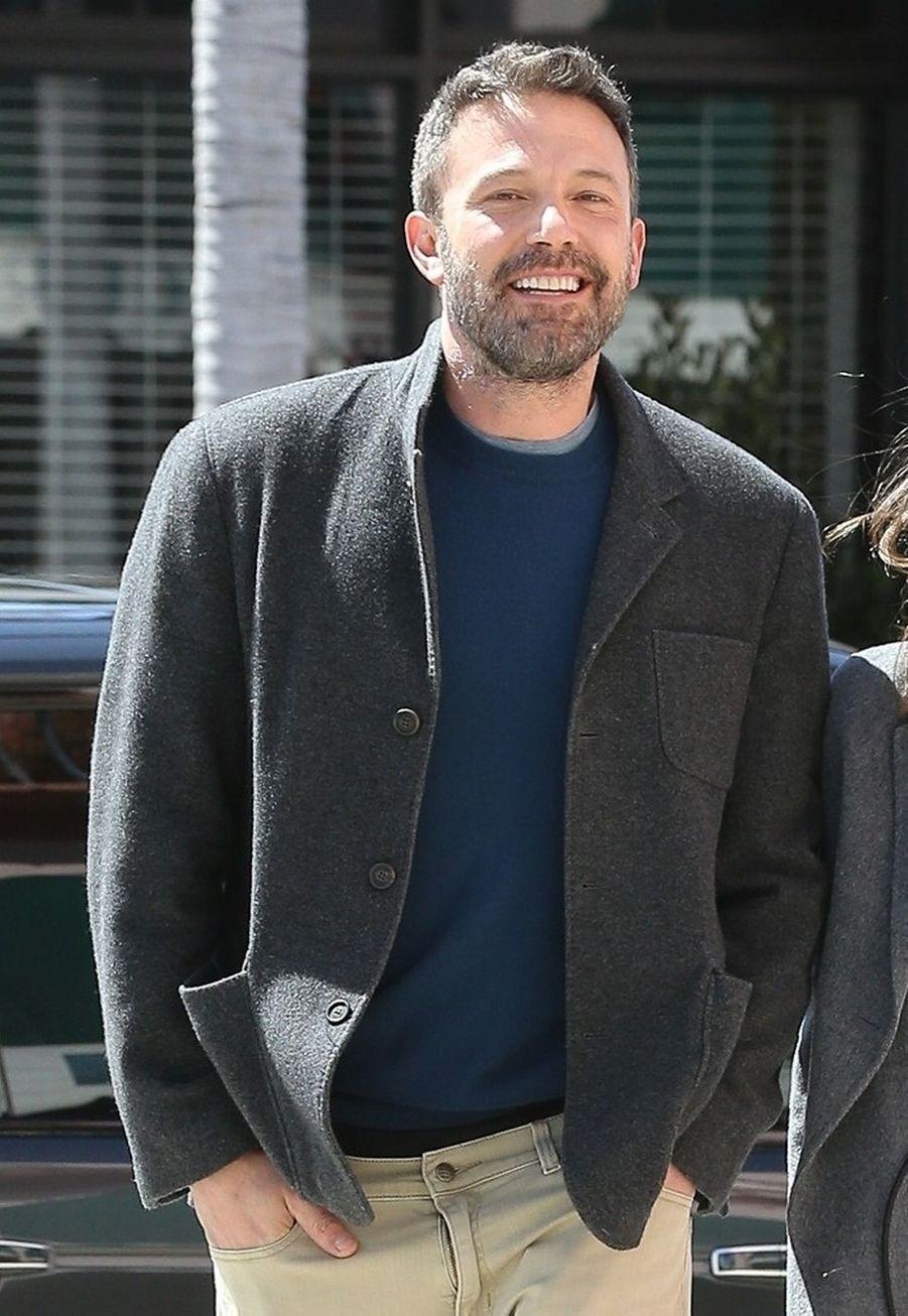 Ben Affleck à Los Angeles le 18 mars 2020