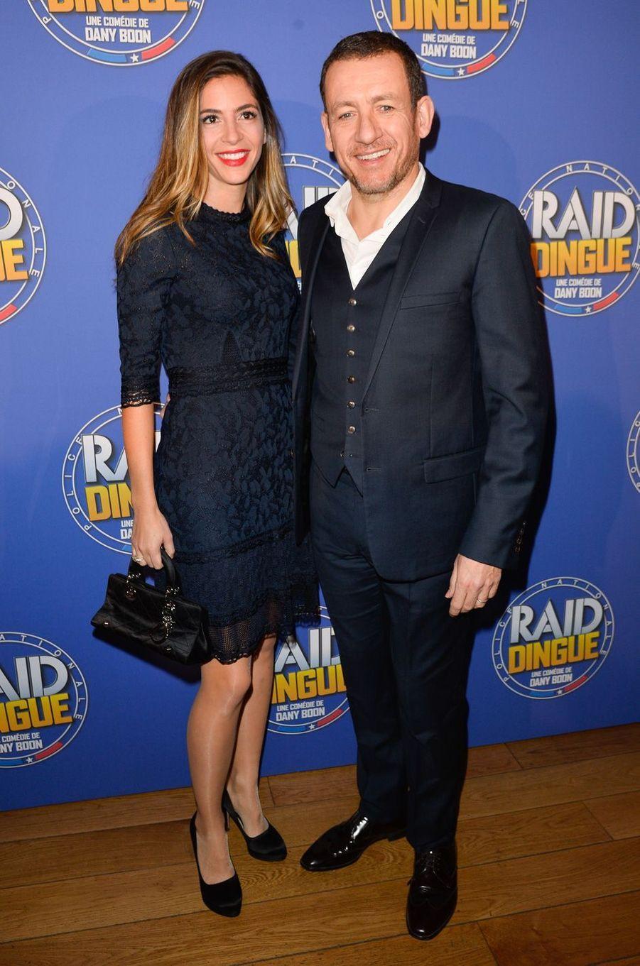 Dany Boon et sa femme Yaël.