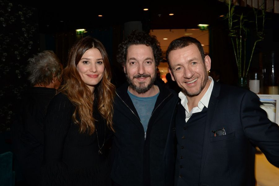 Alice Pol, Guillaume Gallienne et Dany Boon