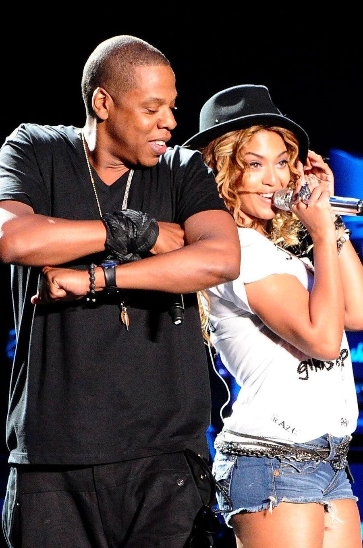 Beyoncé et Jay-Z le 16 avril 2016