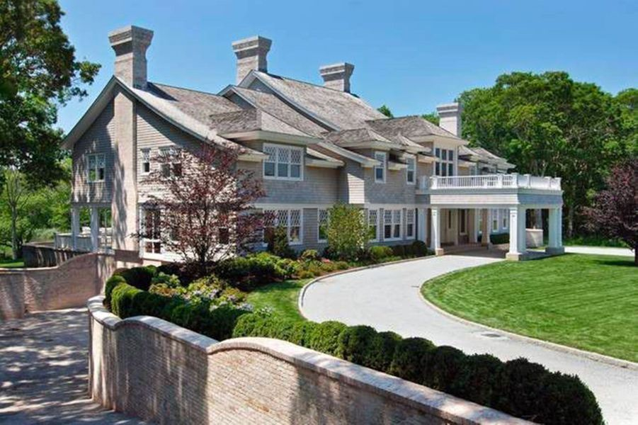 La maison de Beyoncé et Jay-Z dans les Hamptons