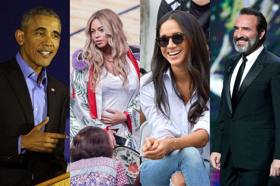 De Beyoncé à Barack Obama : leur premier job ?