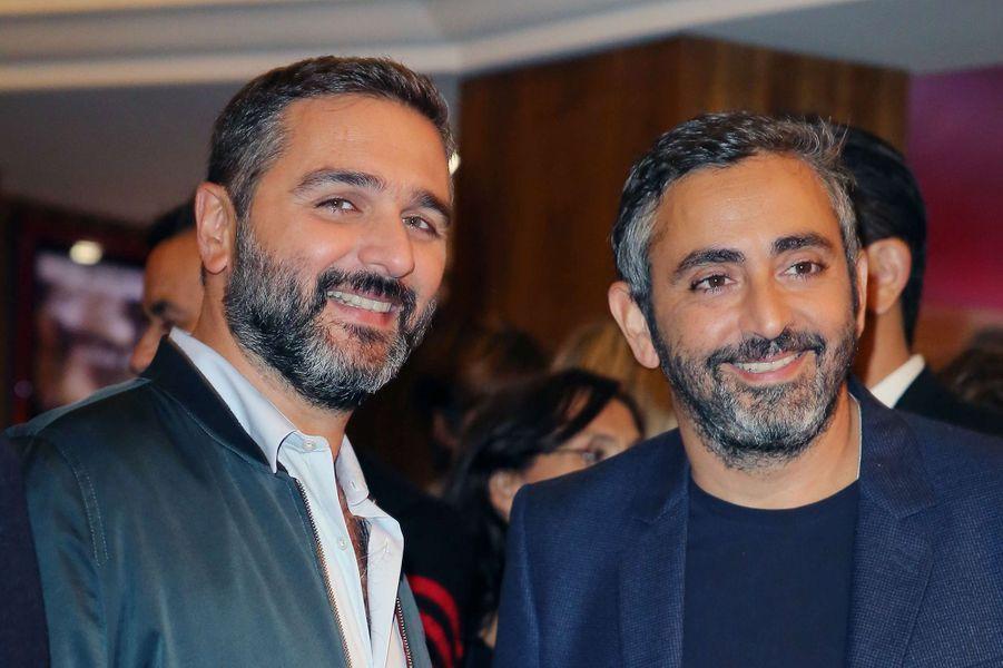 Eric Toledano et Olivier Nakache étaient... moniteurs de colo.