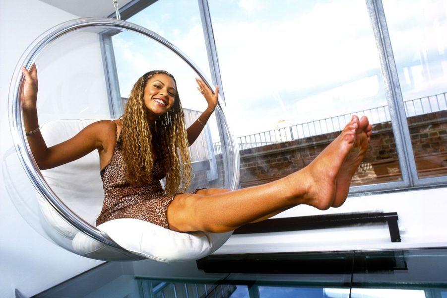 Beyoncé en 2000