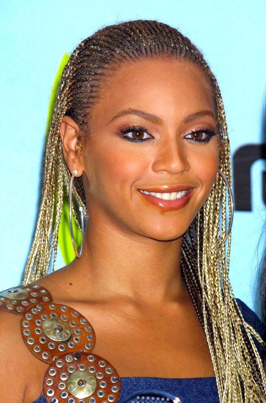 Beyoncé en 2001