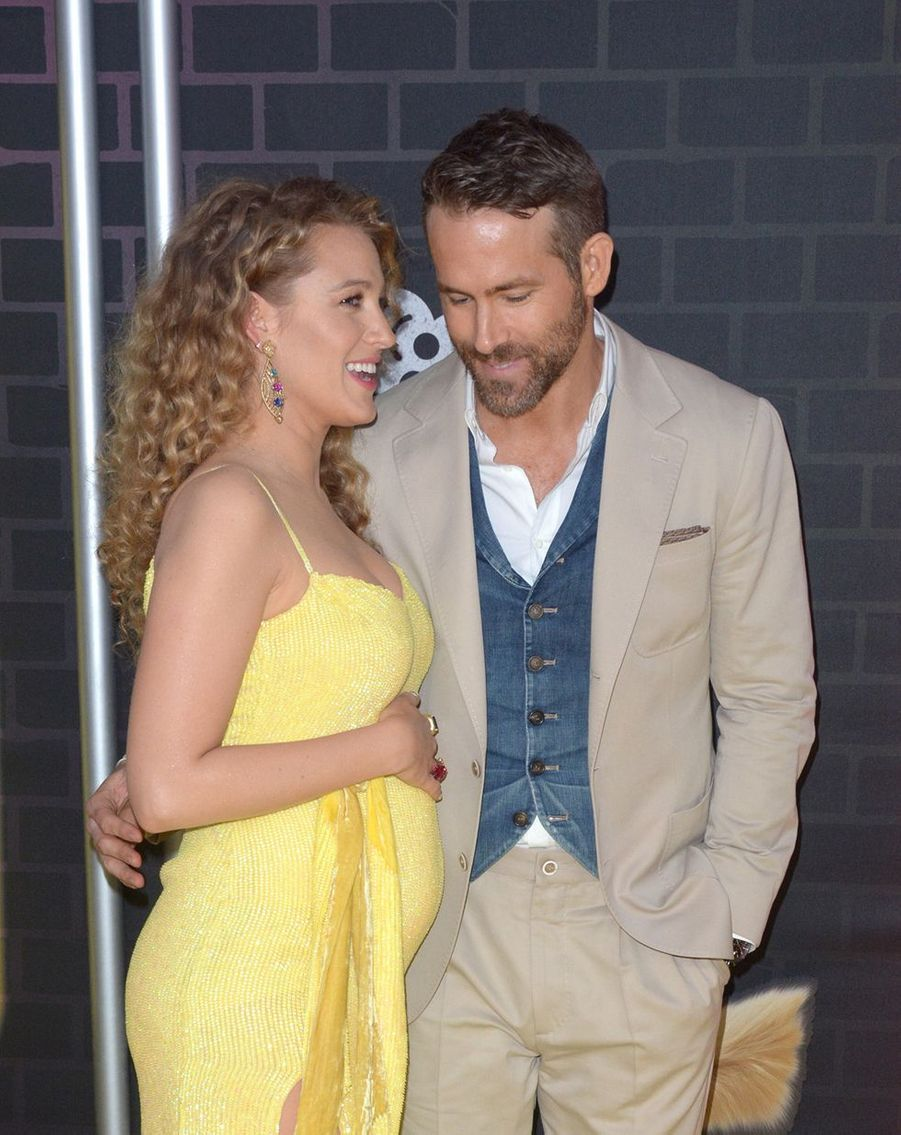 Blake Lively et Ryan Reynolds à New York, le 2 mai 2019