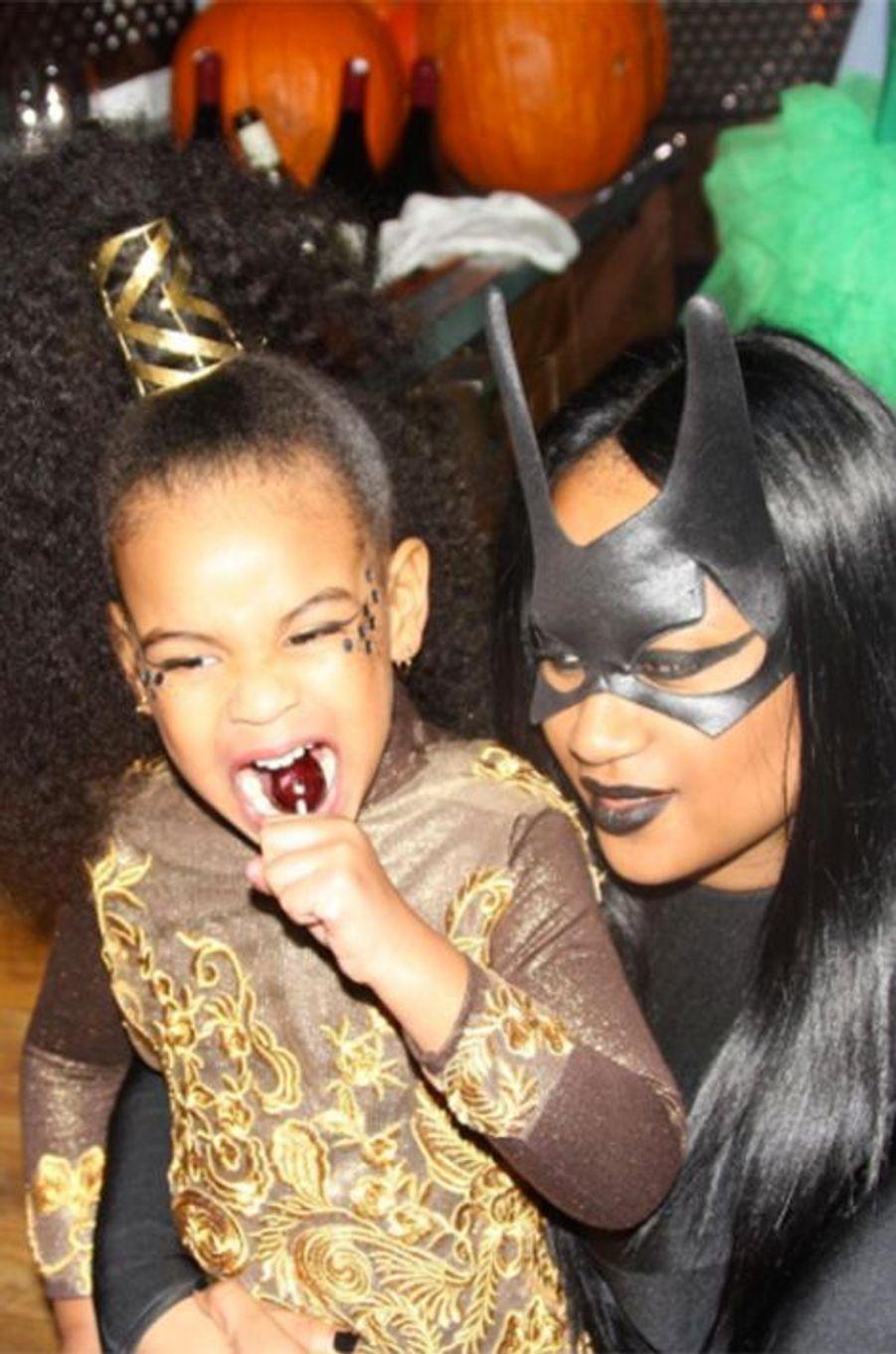 Halloween, un moment important pour Blue Ivy.