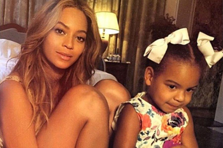 Entre mère et fille, une grande histoire d'amour.