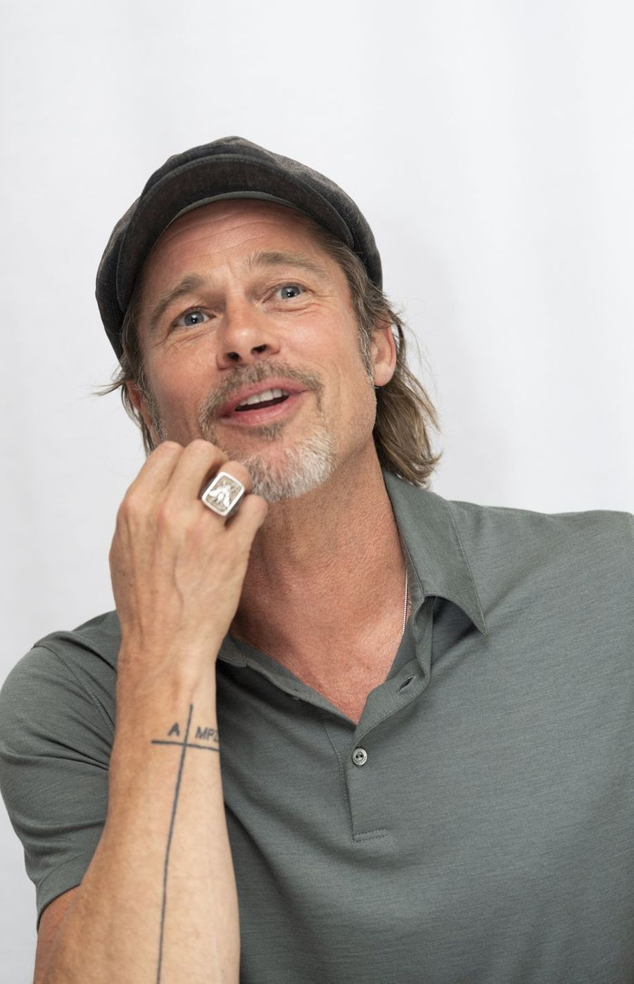 Brad Pitt à Los Angeles le 12 juillet 2019