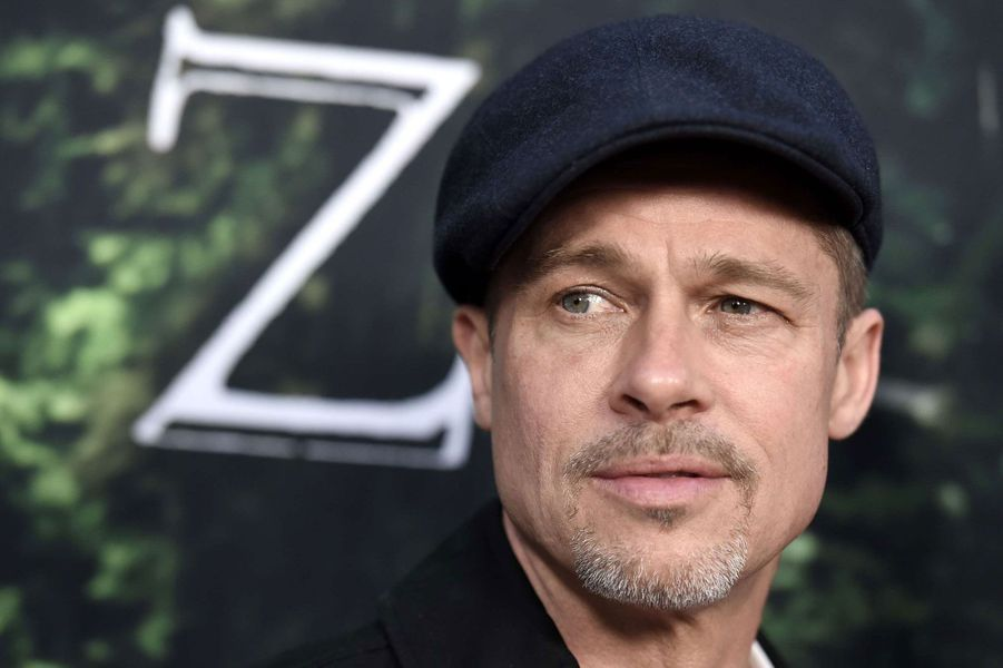 L'acteur Brad Pitt.