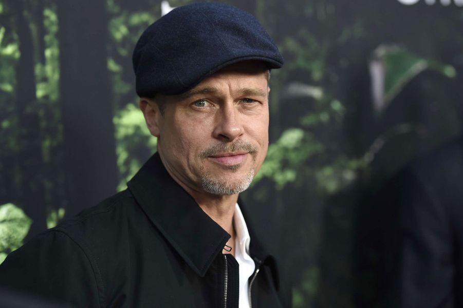 """Brad Pitt à l'avant-première de """"Lost City of Z"""""""