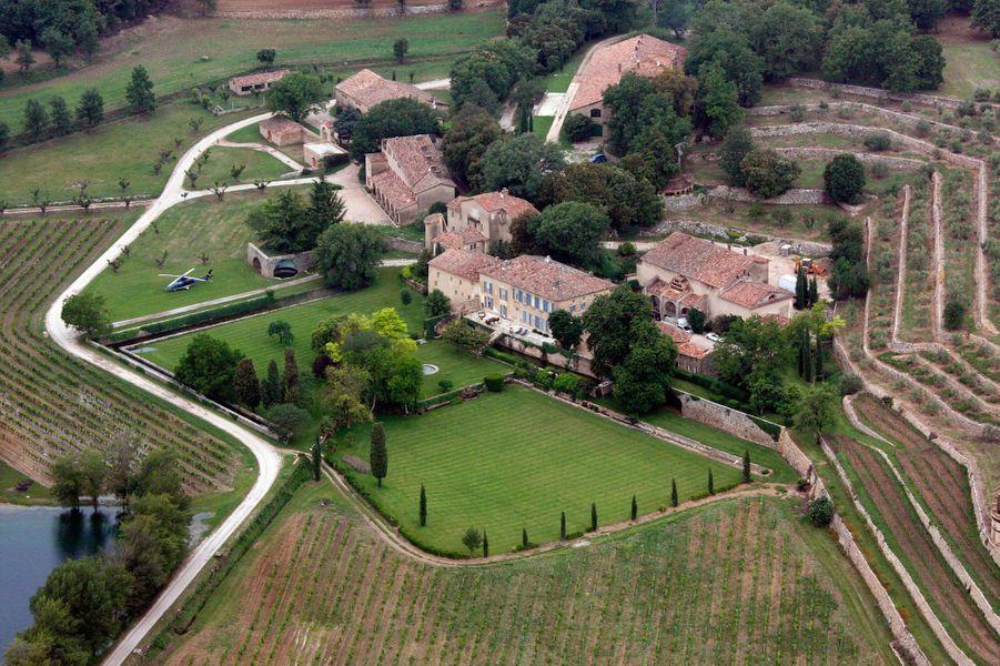 Brad Pitt et Angelina Jolie vendent le chateau de Miraval