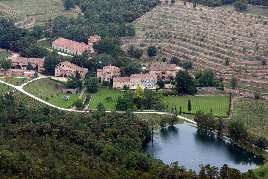 Le chateau de Miraval