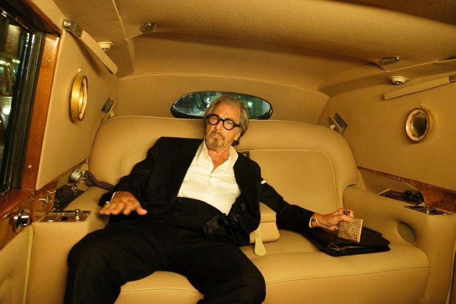 Al Pacino en producteur à l'ancienne.