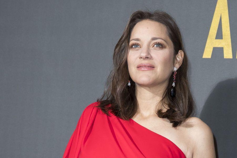 """Marion Cotillard incarne Marianne Beauséjour dans """"Alliés""""."""