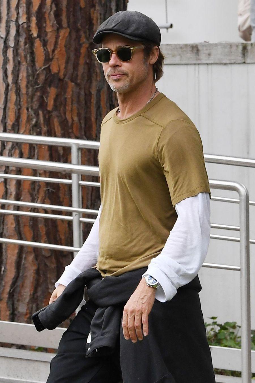 Brad Pitt à Venise le 28 mai 2019