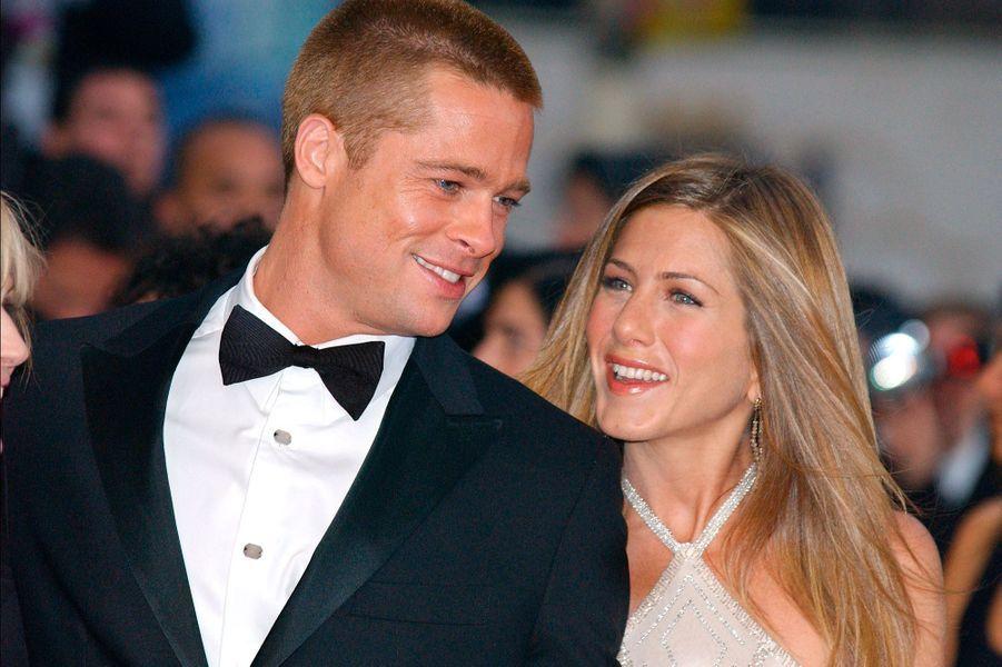 Brad Pitt en 2004