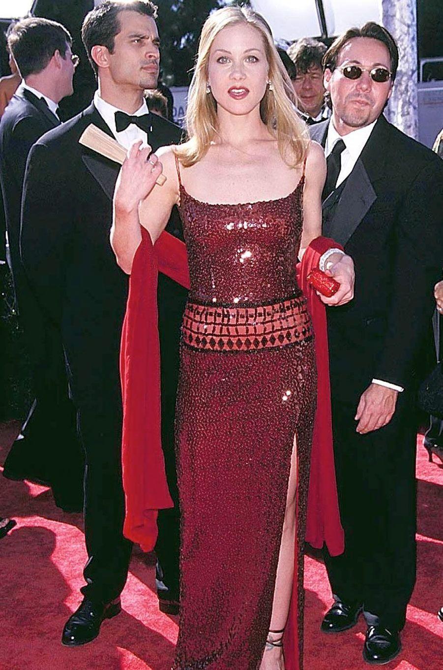 Christina Applegate dans les années 90