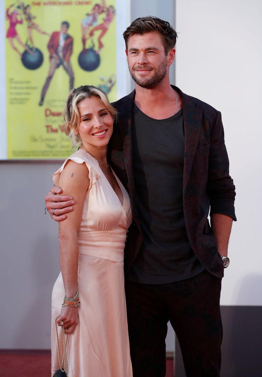 Elsa Pataky et Chris Hemsworth