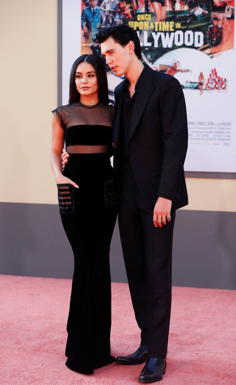 Vanessa Hudgens et Austin Butler