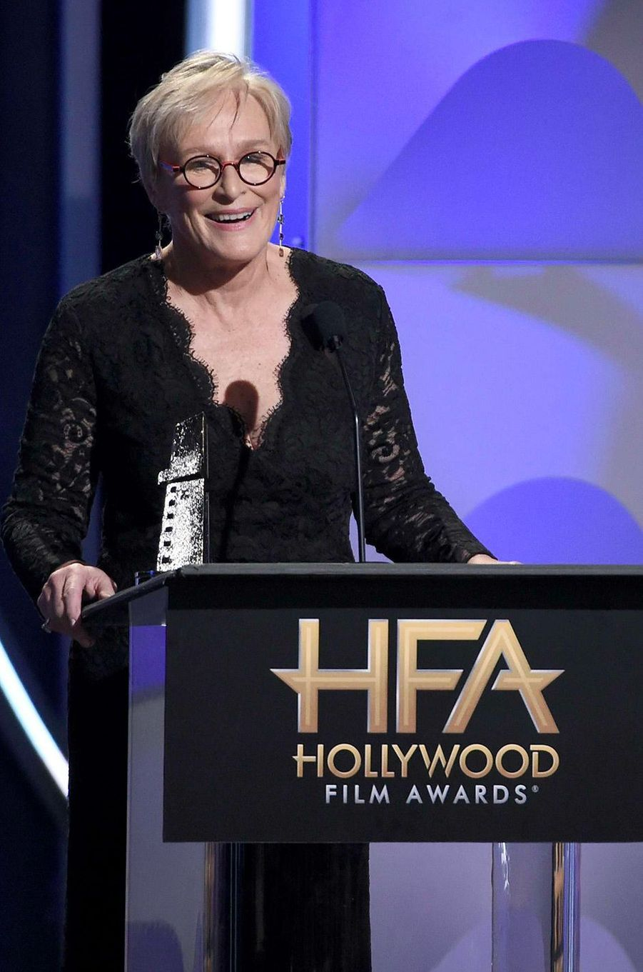 Glenn Close aux Hollywood Film Awards
