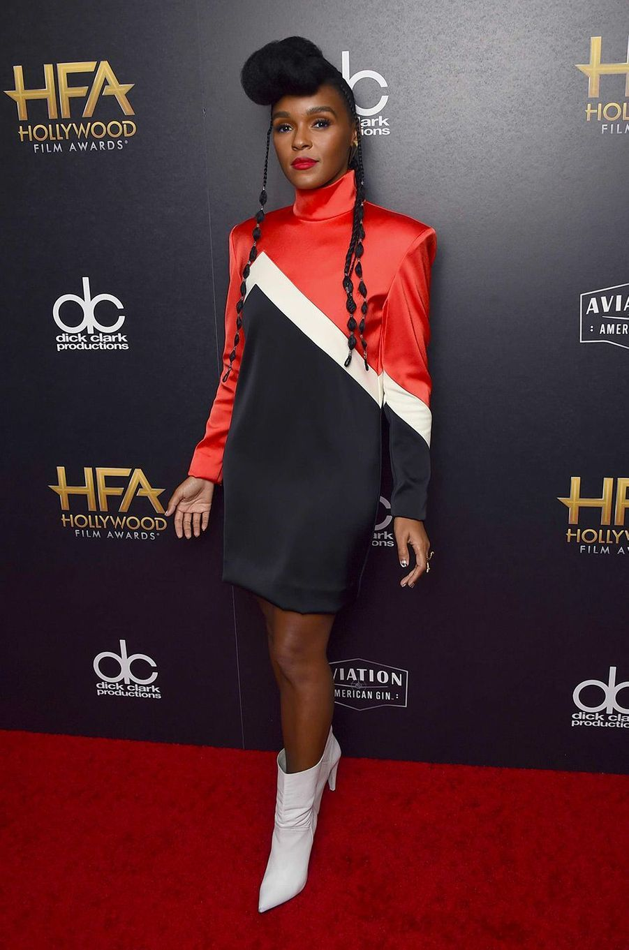Janelle Monae aux Hollywood Film Awards