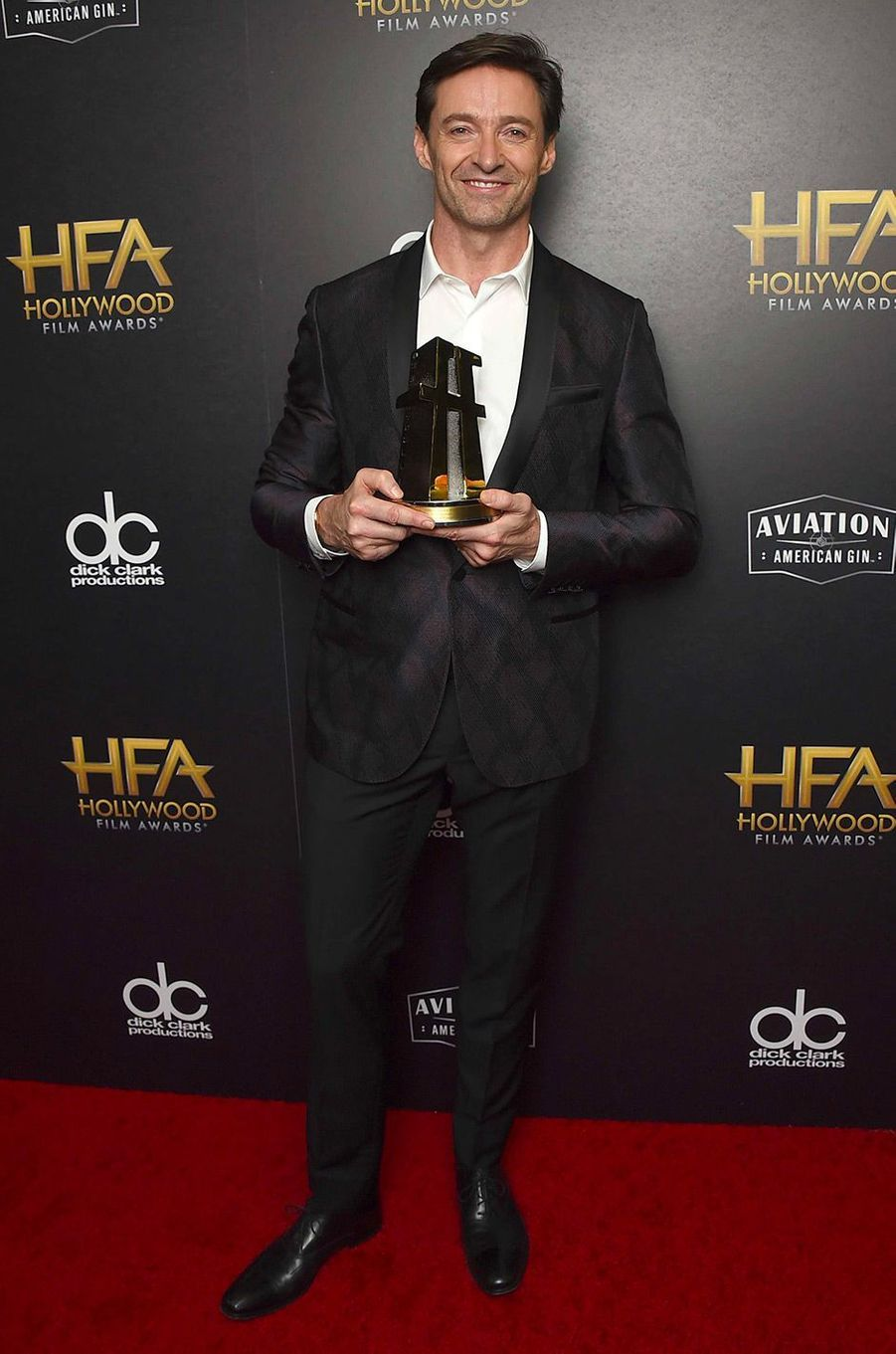 Hugh Jackman aux Hollywood Film Awards