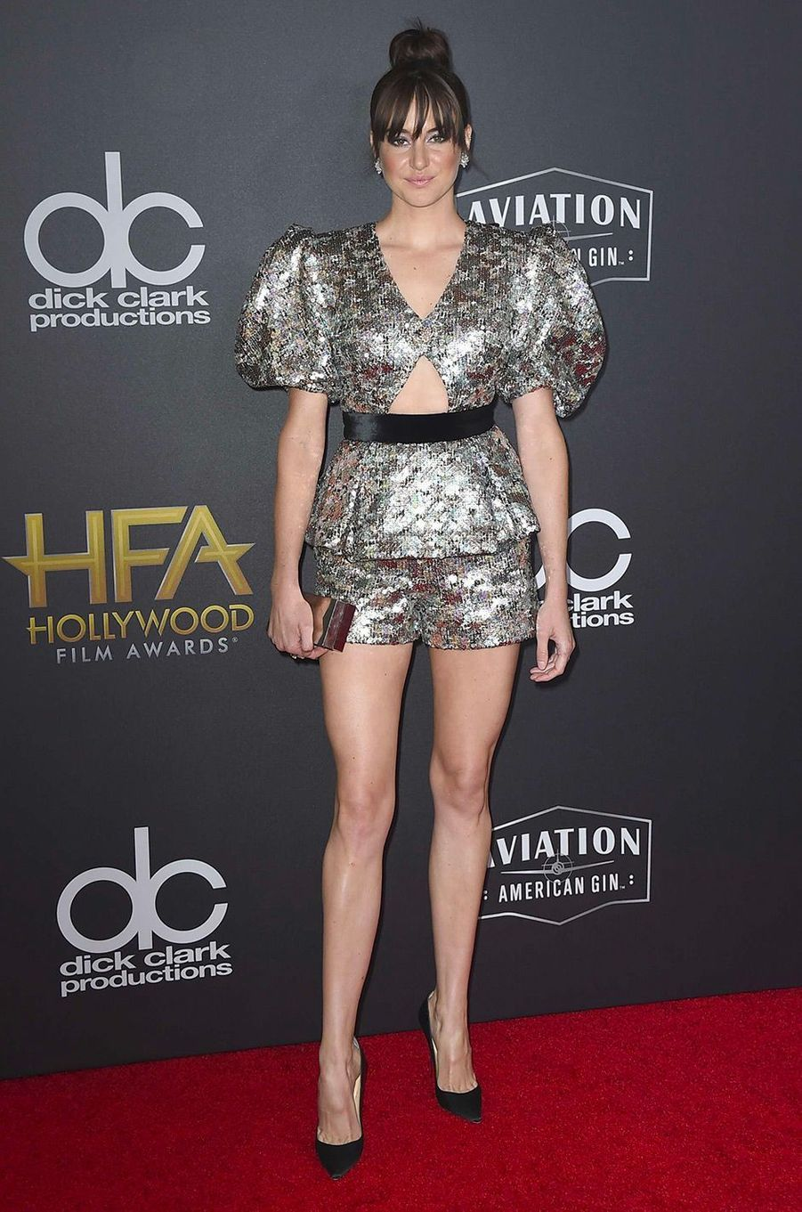 Shailene Woodley aux Hollywood Film Awards