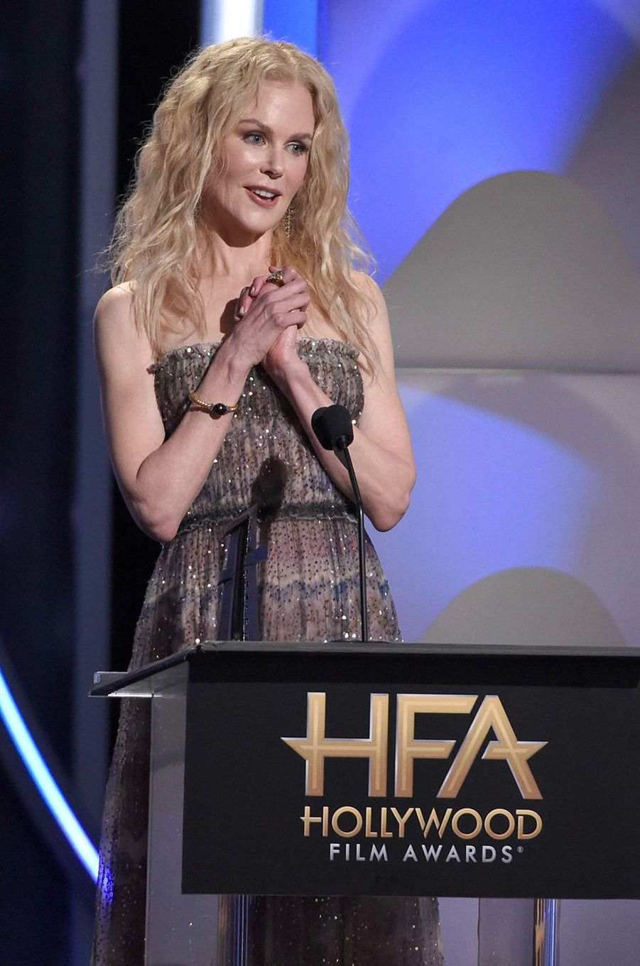 Nicole Kidman aux Hollywood Film Awards
