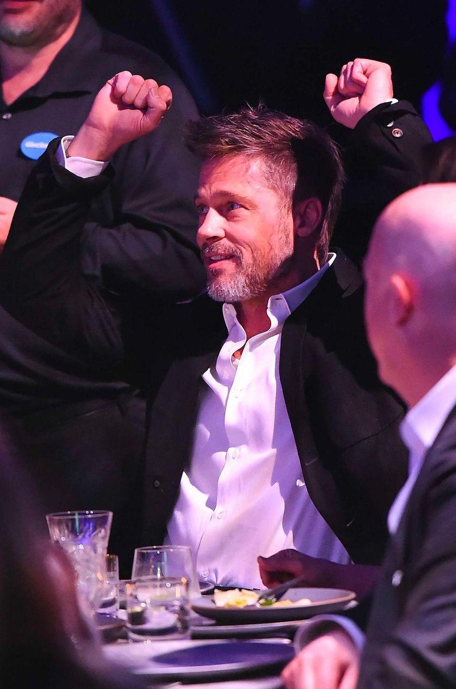 Malheureusement Brad Pitt n'a pas remporté l'enchère