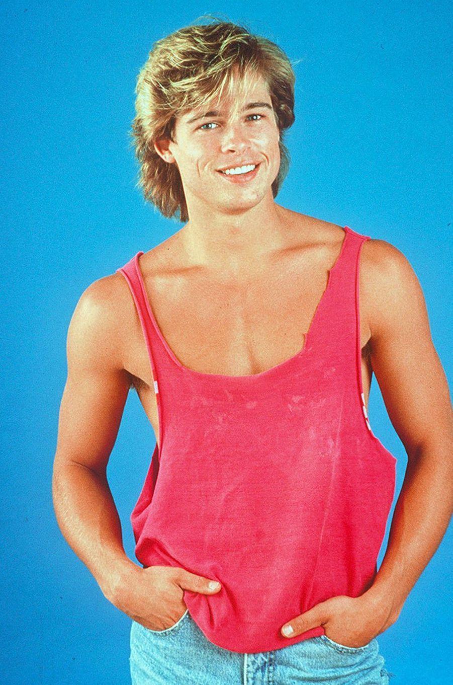 Brad Pitt en 1988