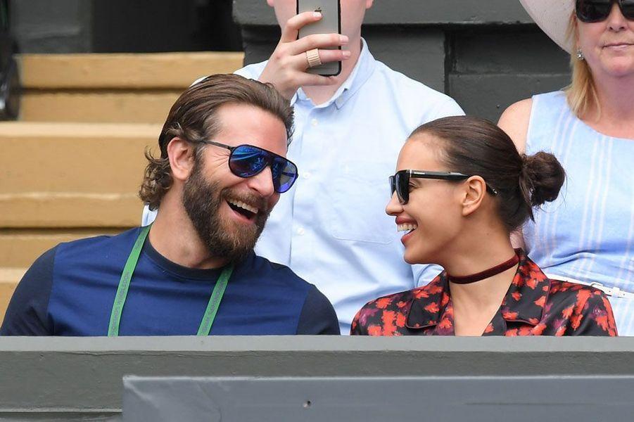 Bradley Cooper Irina Shayk se sont rencontrés en mai 2015