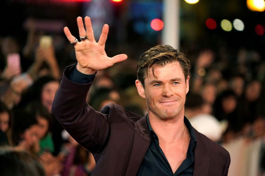 2 -Chris Hemsworth (76,4 millions de dollars)