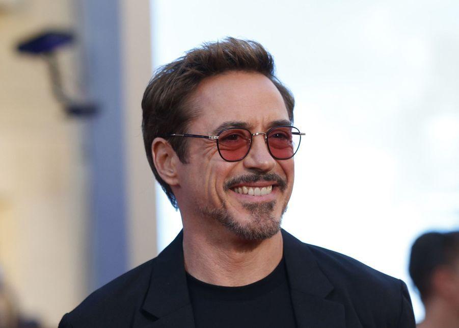 3 -Robert Downey Jr. (66 millions de dollars)