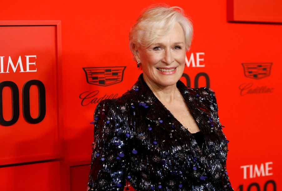 Glenn Close au Time 100 Gala à New York le 23 avril 2019