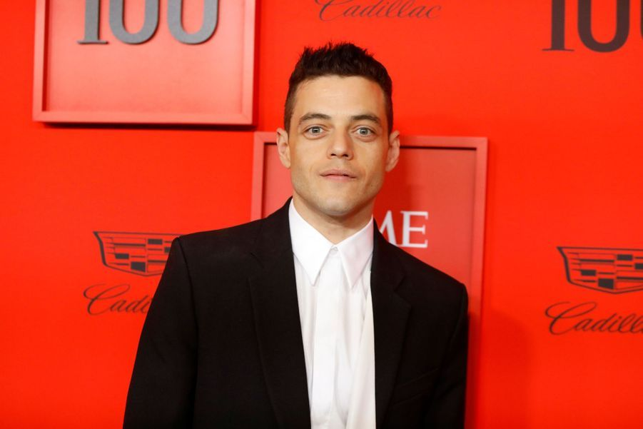 Rami Malek au Time 100 Gala à New York le 23 avril 2019