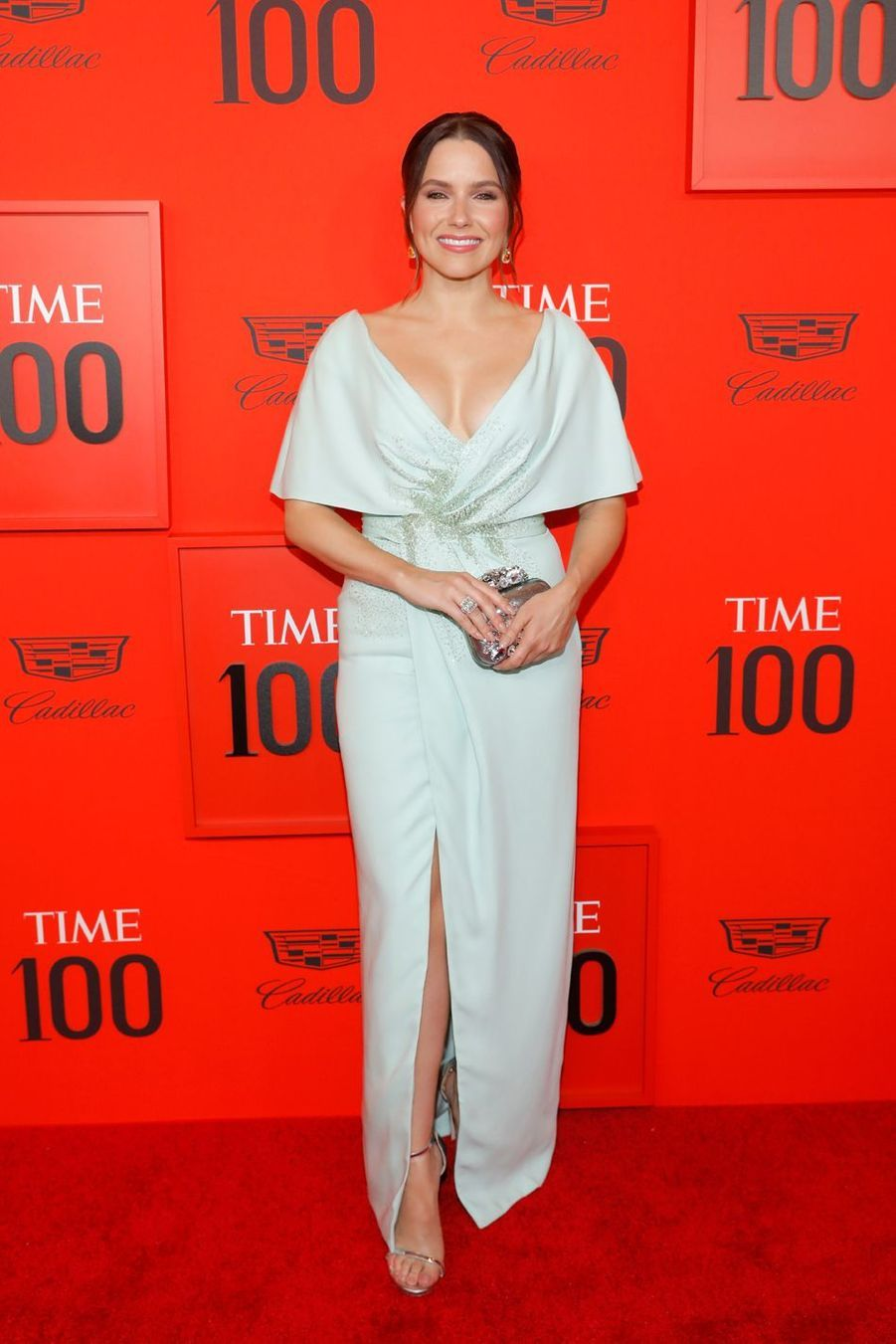 Sophia Bush au Time 100 Gala à New York le 23 avril 2019