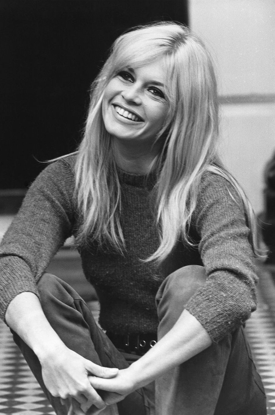 Brigitte Bardot en 1966.