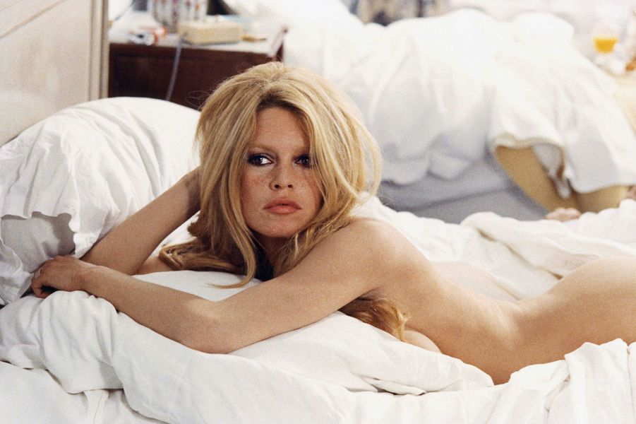 Brigitte Bardot, une beauté intemporelle.