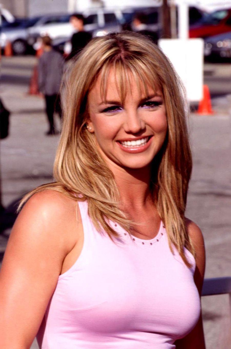 Britney Spears en août 1999