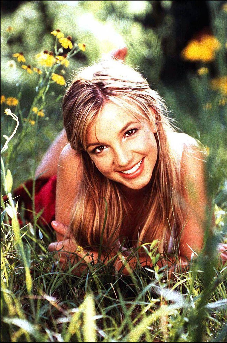 Britney Spears en janvier 2001