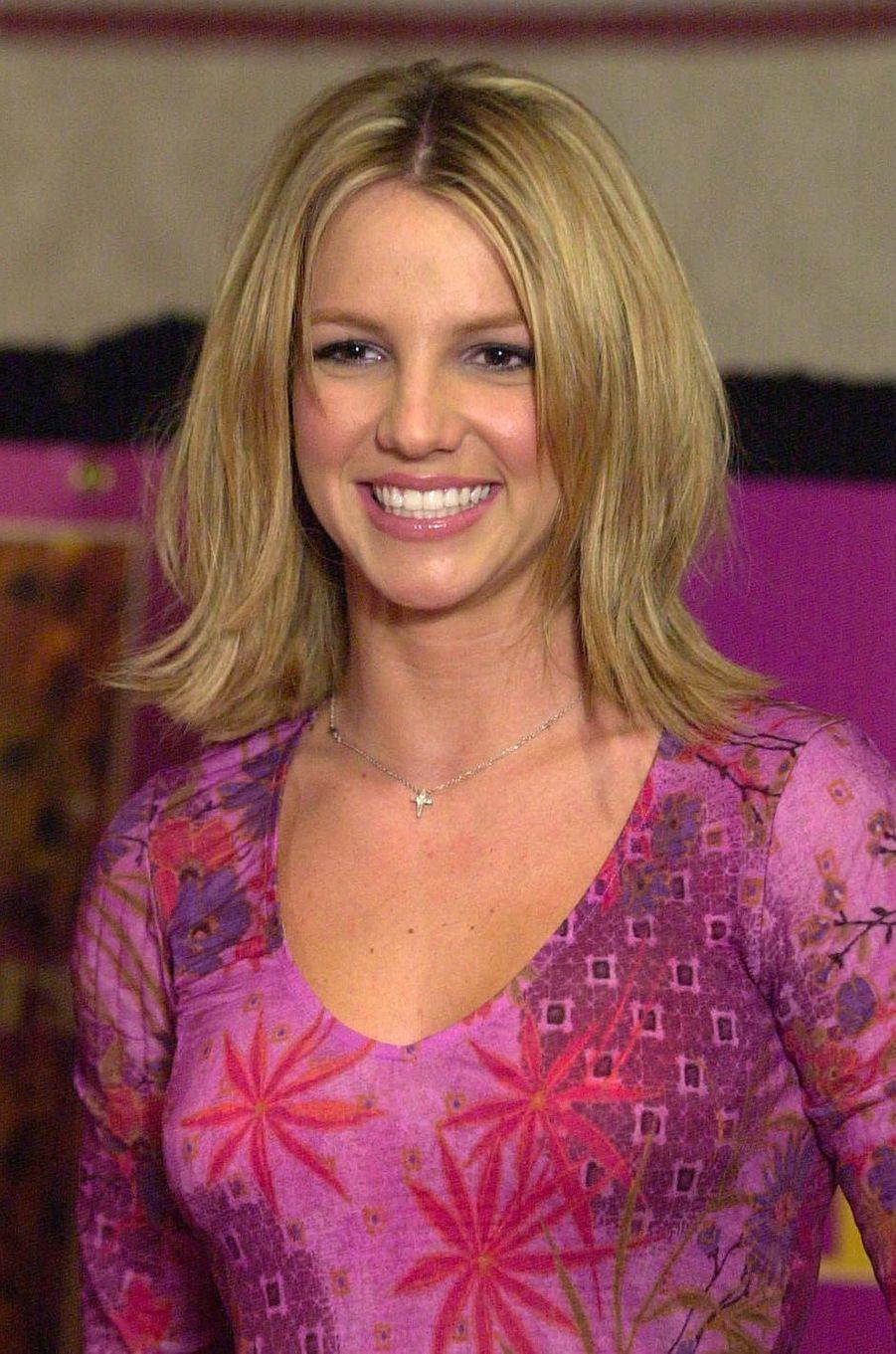 Britney Spears en mai 2000