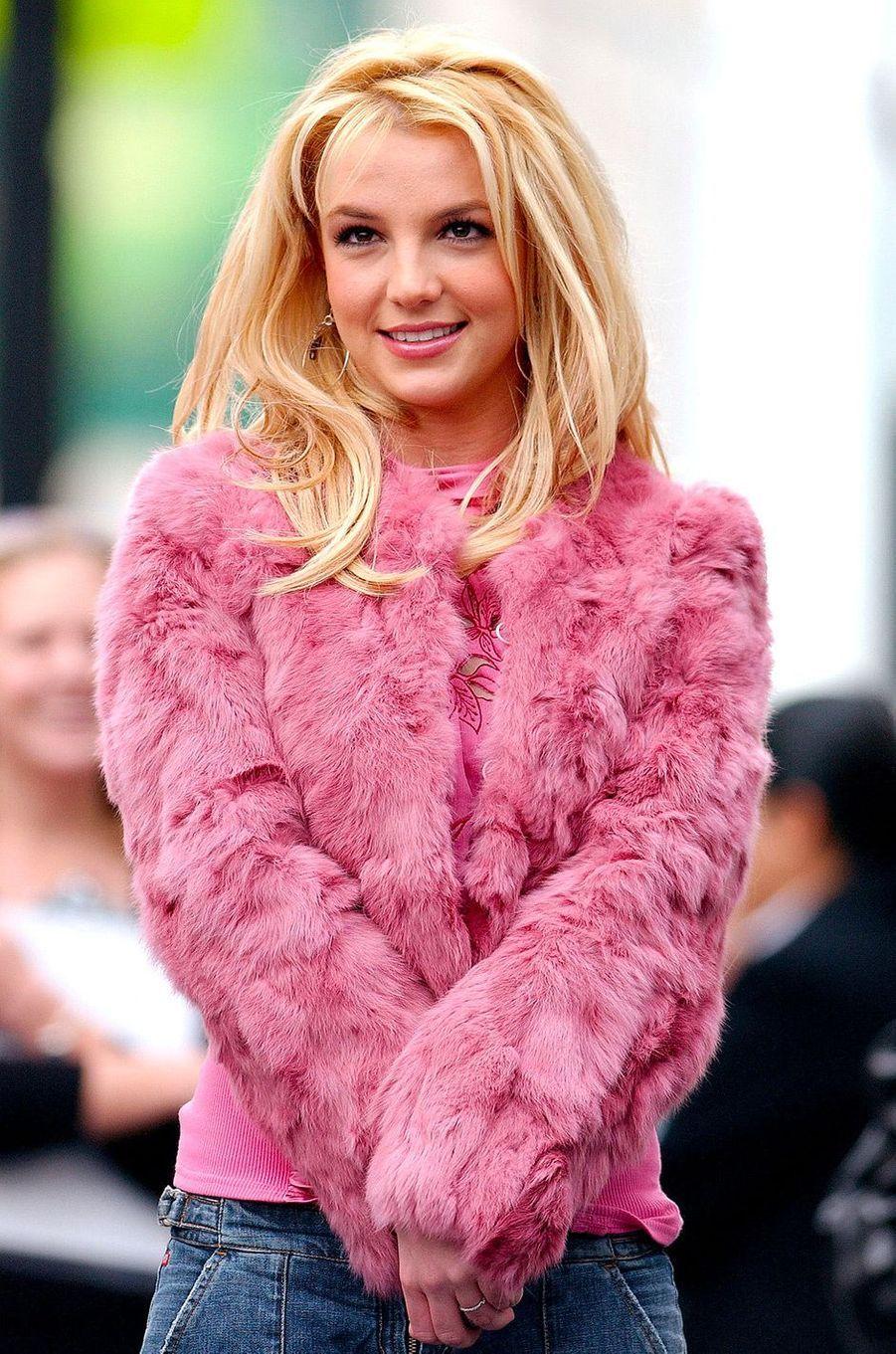 Britney Spears en novembre 2003