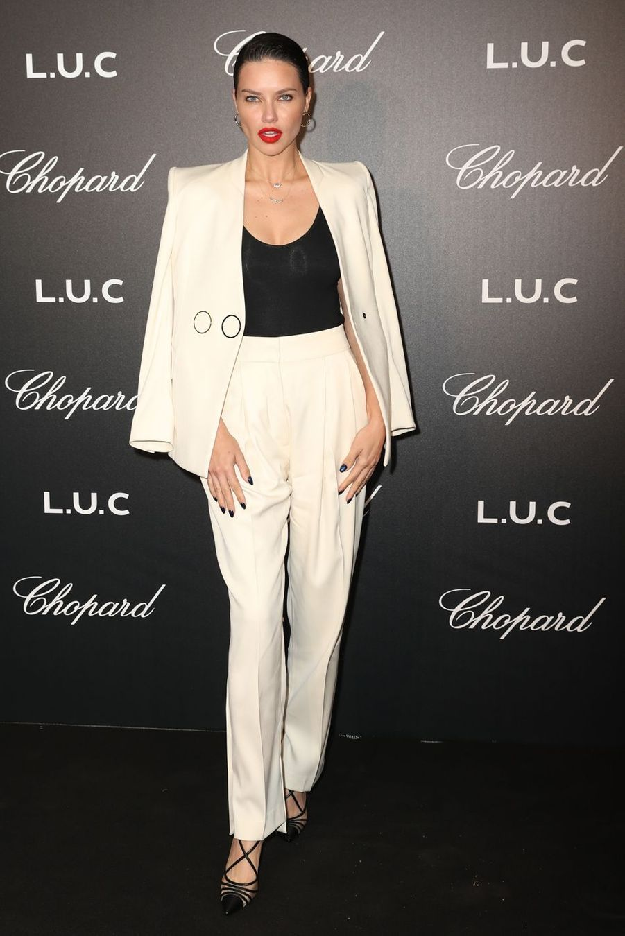 Adriana Limaà Cannes, le 21 mai 2019