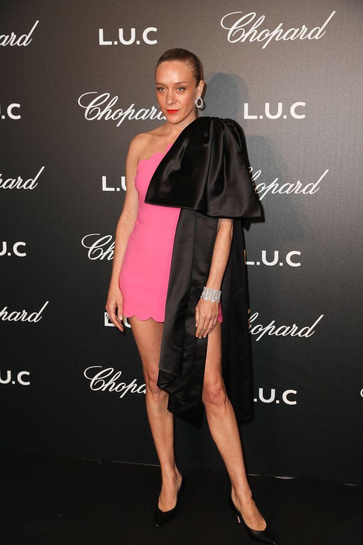 Chloë Sevignyà Cannes, le 21 mai 2019