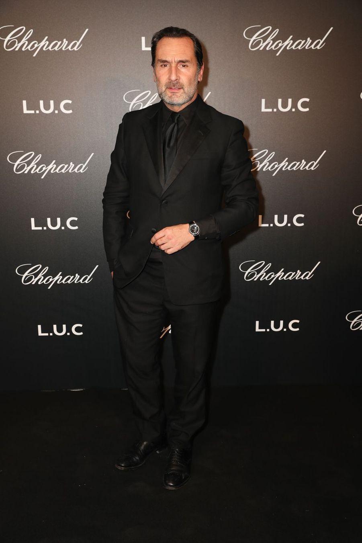 Gilles Lelloucheà Cannes, le 21 mai 2019