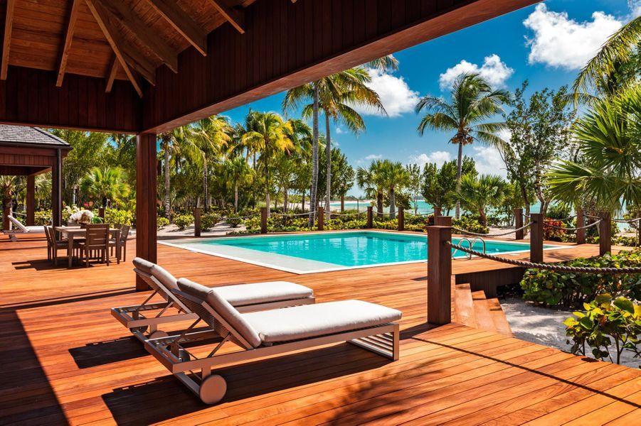 «The Residence», la maison des îles Turks et Caïcos que Bruce Willis vend.