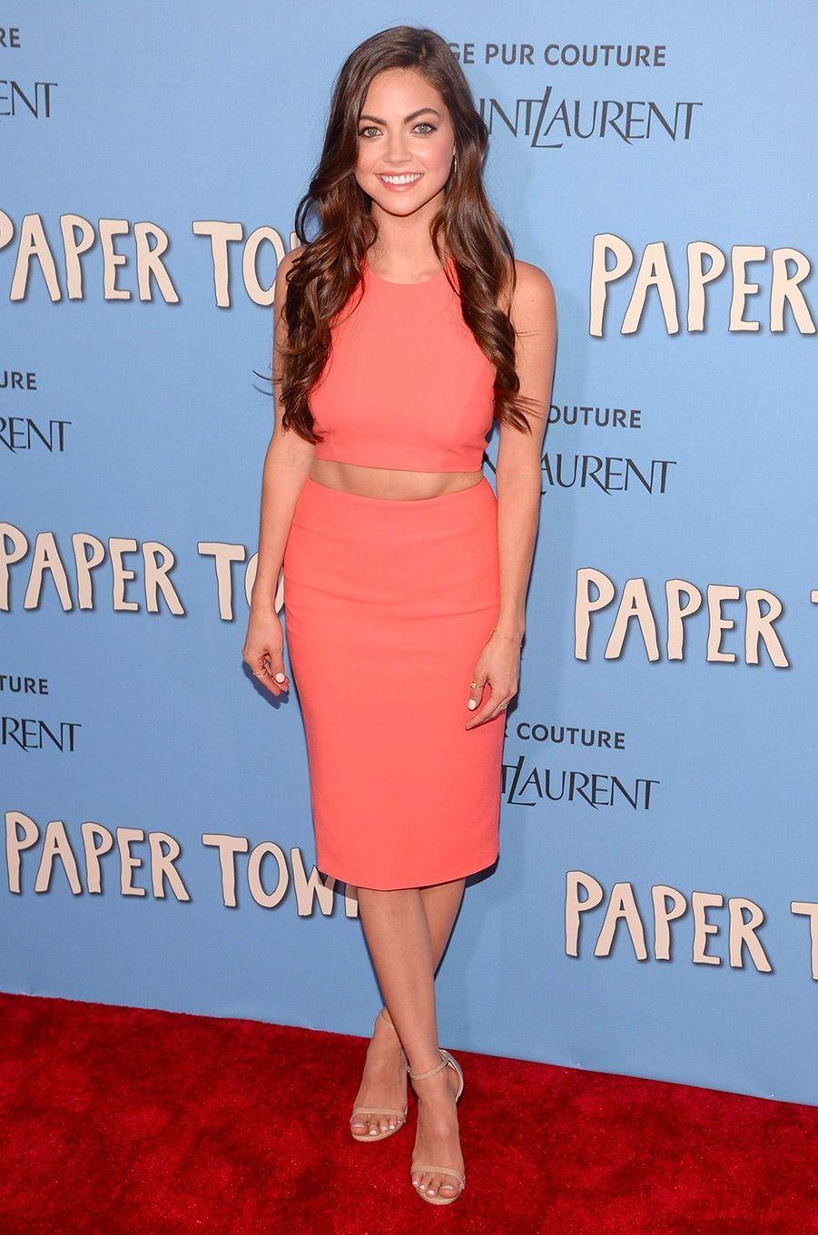 Caitlin Carver en juillet 2015