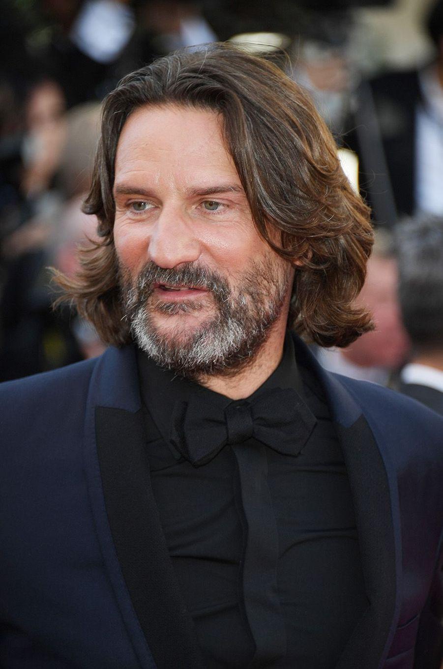 Frédéric Beigbeder à Cannes.
